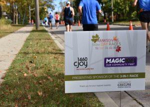 CJOY and Magic sponsor sign