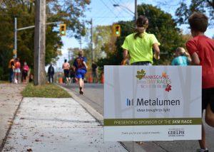 Metalumen sponsor sign