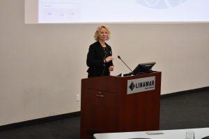 Suzanne Bone speaking