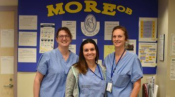 GGH Family Birthing Unit Nurses