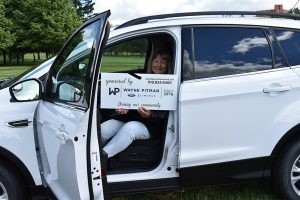 Wayne Pitman Ford Lincoln sponsors hole-in-one-game
