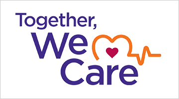 Together, We Care Logo