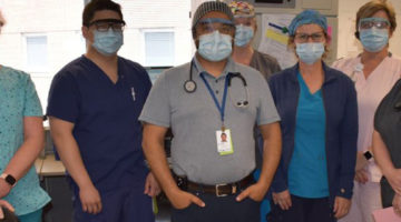 Dr. Lala and team