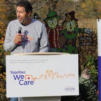 Paul Osborne at Together, We Care Public Launch Announcments